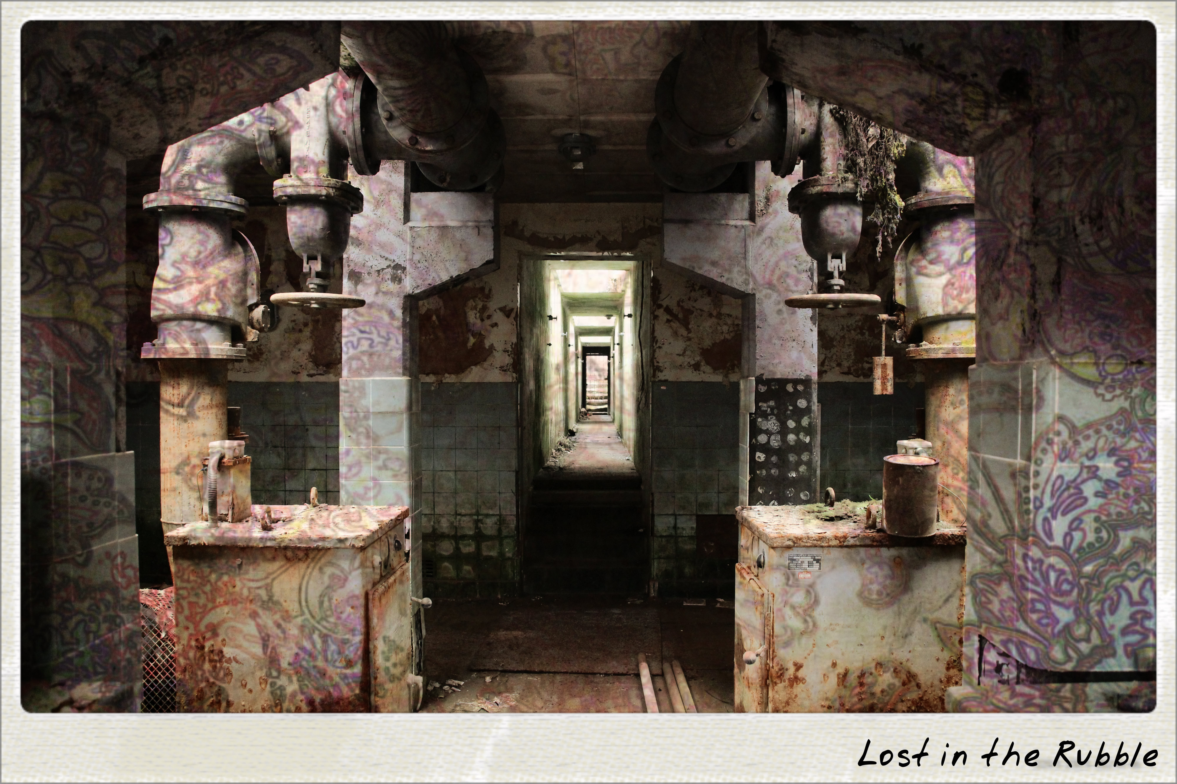 Devon lost in the rubble jessica kim - The beauty of an abandoned house the art behind the crisis ...